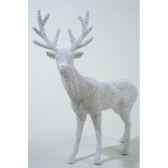 renne mousse avec pierres strass kaemingk 455544