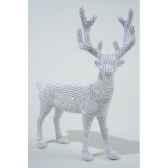 renne mousse avec pierres strass kaemingk 455546