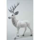 renne mousse avec paillettes kaemingk 455635