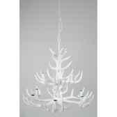 chandelier cornes poly kaemingk 483983