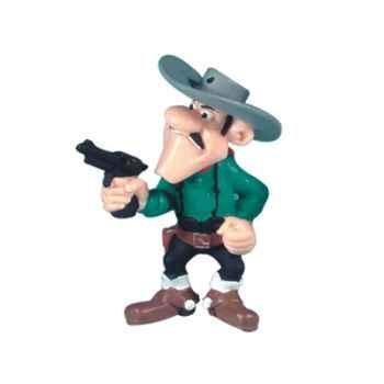 Figurine Joe Dalton pistolet -63107