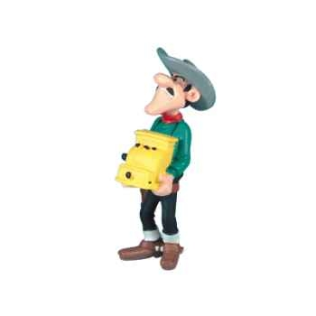 Figurine Jack Dalton caisse enregistreuse -63108