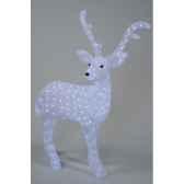 renne acrylique led kaemingk 492085