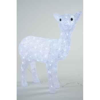 Led renne acryl Kaemingk -492089