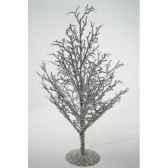 arbre givre 160 cm avec paillettes kaemingk 522080
