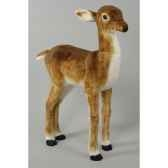 renne bebe en peluche kaemingk 581744