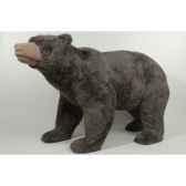 ours grizzly en peluche kaemingk 611272