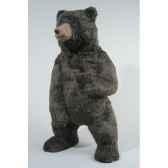 ours grizzly en peluche kaemingk 611273