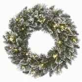 couronne givre finley illumine kaemingk 671567