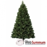 sapin vancouver illumine 180 cm everlands nf 678271