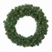 couronne sapin imperia70 branches 2 anneaux kaemingk 680454