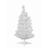 mini sapin clear sparkle 90 cm everlands nf 681163