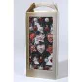 sapin mini avec decoration 20 boules et 6 figurines tissu everlands nf 683372