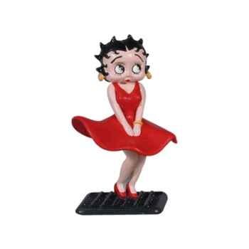 Figurine Betty Boop robe au vent -61906