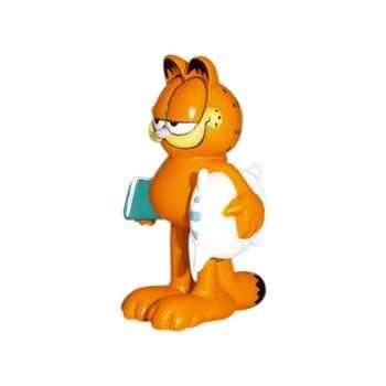 Figurine Garfield et son oreiller -66002