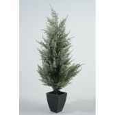 mini sapin conifere enneige 75 cm everlands nf 685108
