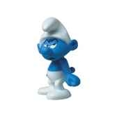 figurine schtroumpf grognon 00153