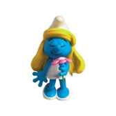 figurine schtroumpfette 00156