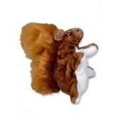 les petites marie marionnettes animees peluche ecureuil