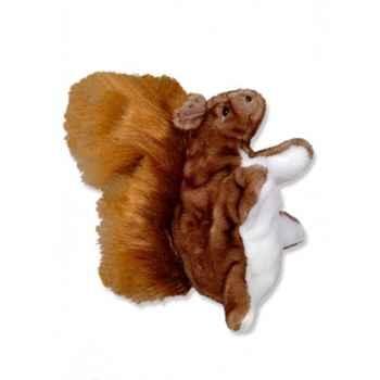 Les Petites Marie - Marionnettes animées peluche, Ecureuil
