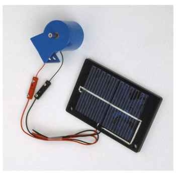 Panneau solaire pour moto de construction eitech - 100111
