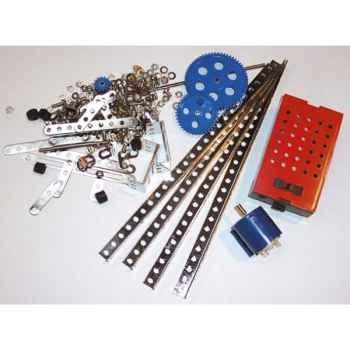 Ensemble d'axes à moteur pour construction eitech - 100115