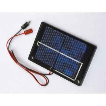 Panneau solaire avec prises pour construction eitech - 100120
