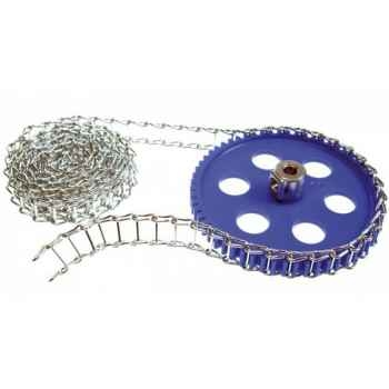 Chaine métalique pour construction eitech - 100122