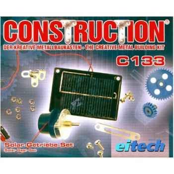 Moteur électrique Solaire pour construction eitech - 100133