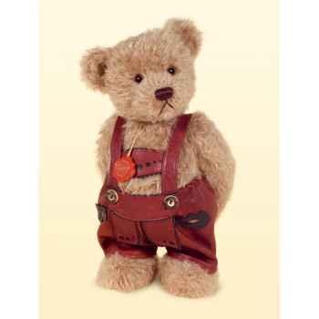 Peluche Hermann Teddy Original® Ours Franzl,édition limitée -17247 5