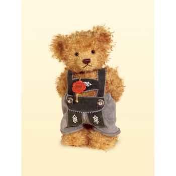 Peluche Hermann Teddy Original® Ours Bastl,édition limitée -17248 2