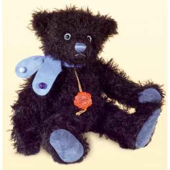 Peluche Hermann Teddy Original® Ours Gordon,édition limitée -16738 9