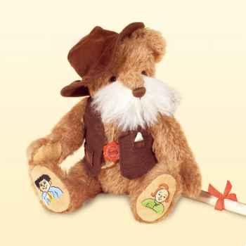 Peluche Hermann Teddy Original® Ours Wilhelm Busch,édition limitée -15525 6