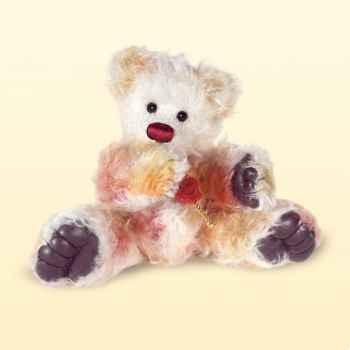 Peluche Hermann Teddy Original® Tom pouce multi-couleur,édition limitée -15065 7