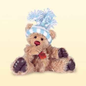Peluche Hermann Teddy Original® Tom pouce caramel,édition limitée -15063 3