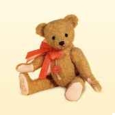 peluche hermann teddy originaours nostalgie avec broderie 12026 1