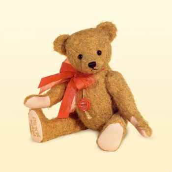 Peluche Hermann Teddy Original® Ours Nostalgie avec broderie -12026 1