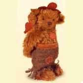 peluche hermann teddy originaours waldbarchenedition limitee 11800 8