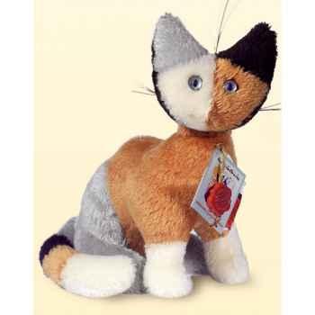 Peluche Hermann Teddy Original® Chat Macchia,édition limitée -11117 7