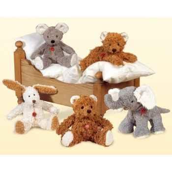 Peluche Hermann Teddy Original® Lapin Baumwoll -10802 3