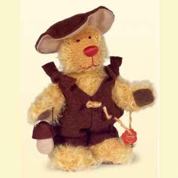 Peluche Hermann Teddy Original® Ours Steinpilz,édition limitée -10748 4