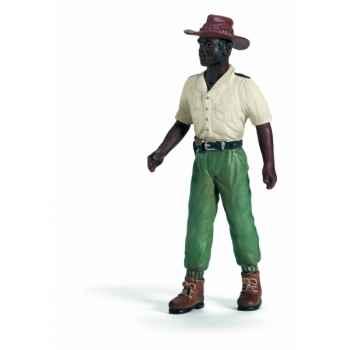 Figurine Schleich  - Garde de chasse - 13441