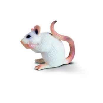 Figurine Schleich - La souris blanche - 14406