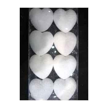 8 fig à susp coeur 8cm Peha -RN-56065
