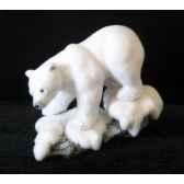 our polaire sur bloc de neige 49cm peha rn 57215
