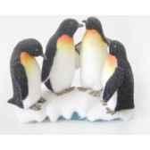 famille pingouin sur iceberg 38cm peha rn 57255