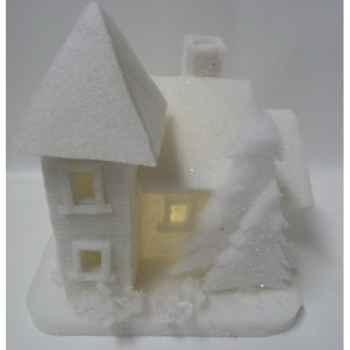 Maison lumineuse 22cm led s/p Peha -RN-58335