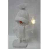 bonhomme de neige lum 31cm led s p peha rn 58390