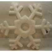 fig a susp 30cm flocon de neige blanc peha sh 15115