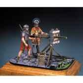 figurine ensemble scorpion artillerie romaine en 125 av j c sg s2